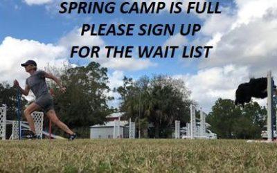 2020 Spring Camp